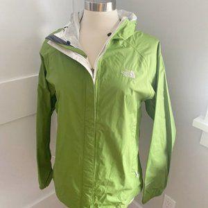 The North Face Womens Stinson Rain Jacket Green
